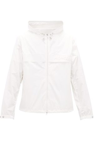 Moncler Heren Jacks - Benoit Logo-debossed Technical Jacket - Mens - White