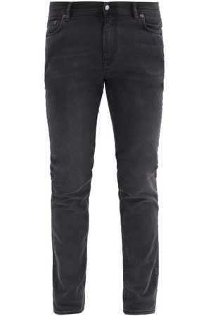 Acne Studios North Slim-fit Jeans - Mens - Black