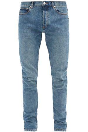 A.P.C Petit New Standard Slim-leg Jeans - Mens - Indigo