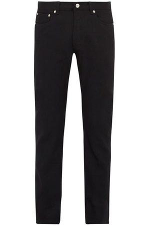 A.P.C Heren Slim - Petit Standard Slim-leg Jeans - Mens - Black