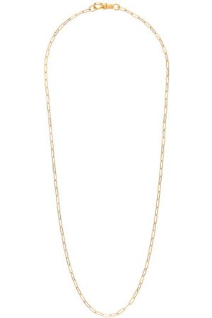 Alighieri Heren Kettingen - The Dante 24kt Gold-plated Bronze Chain Necklace - Mens - Gold