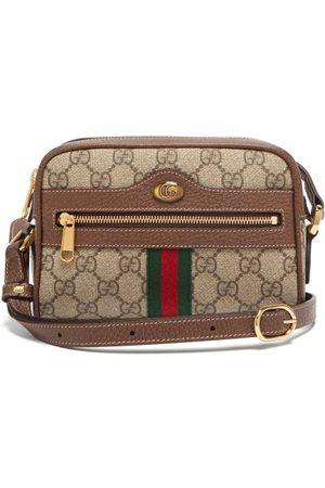 Gucci Ophidia Gg Supreme Cross-body Mini Bag - Womens - Grey Multi
