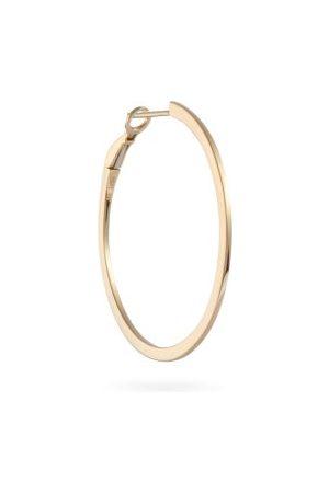 Maria Tash Dames Oorbellen - 14kt Gold Single Hoop Earring - Womens - Yellow Gold