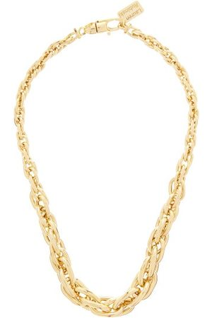 Lauren Rubinski Cable-chain Gold Necklace - Womens - Gold