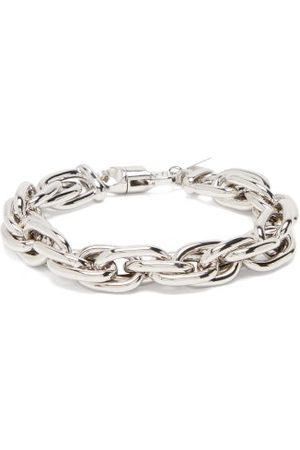 Lauren Rubinski Dames Armbanden - Rope-chain 14kt White-gold Bracelet - Womens - White Gold