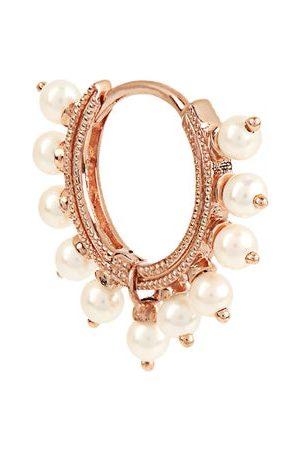 Maria Tash Dames Oorbellen - Pearl & Rose-gold Earring - Womens - Rose Gold