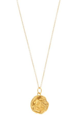 Alighieri Virgo 24kt Gold-plated Necklace - Womens - Gold