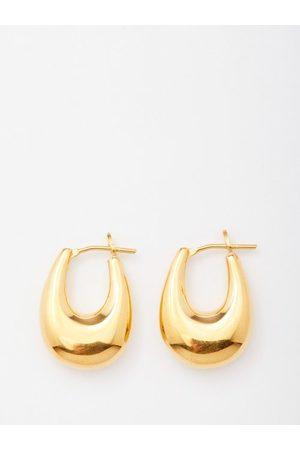 Sophie Buhai Etruscan Small Gold-vermeil Hoop Earrings - Womens - Gold