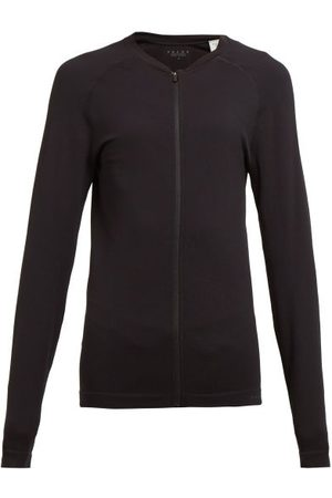 Falke Dames Lange mouw - Zipped Performance Jacket - Womens - Black