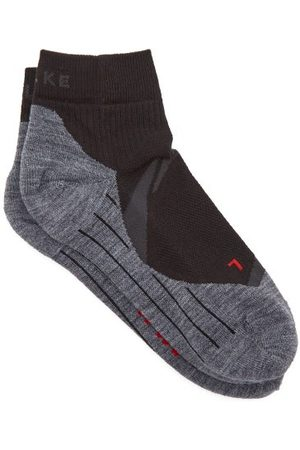 Falke Dames Sokken & Kousen - Iu4 Ankle Socks - Womens - Black Multi