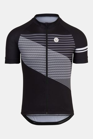 AGU Heren Shirts - Shirt KM Striped