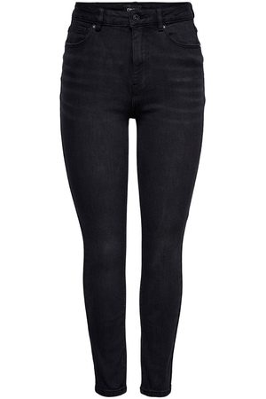 Only Onlmila Life Hw Ankle Skinny Jeans Dames