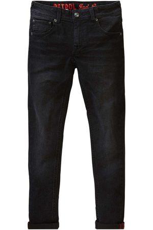 Petrol Industries Jongens Skinny - Jeans Blauw B-3000-DNM004