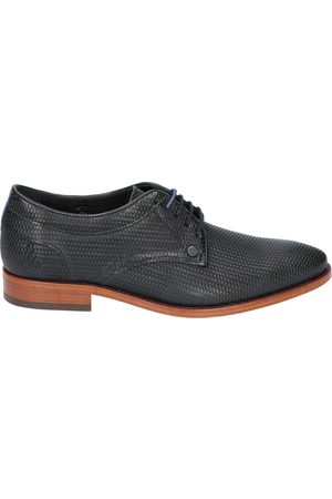 rehab Heren Veterschoenen - Brad Weave Black