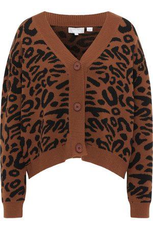 USHA Gebreid vest