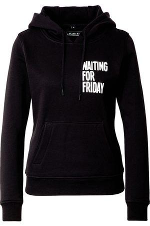 Merchcode Sweatshirt 'Waiting For Friday