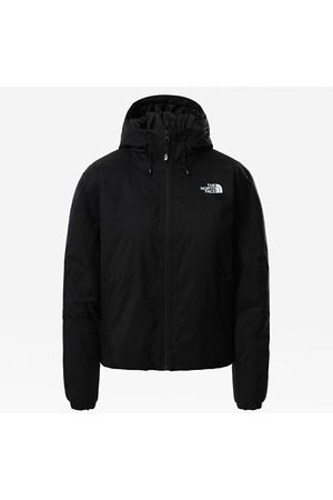 The North Face Dames Jacks - The North Face Gevoerde Lfs Shell-jas Voor Dames Tnf Black Größe L Dame