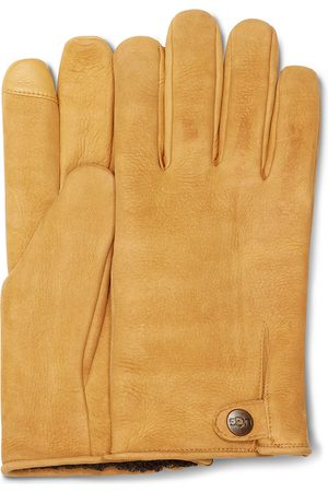 UGG Handschoenen Tabbed Splice Vent Leather Gloves