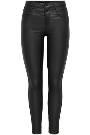 Only Onlchrissy Life Hw Gecoate Ankle Skinny Jeans Dames