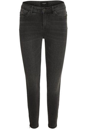 Vero Moda Vmtilde Regular Waist Enkel Skinny Jeans Dames