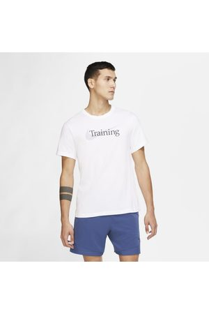 Nike Dri-FIT Trainingsshirt met Swoosh voor heren