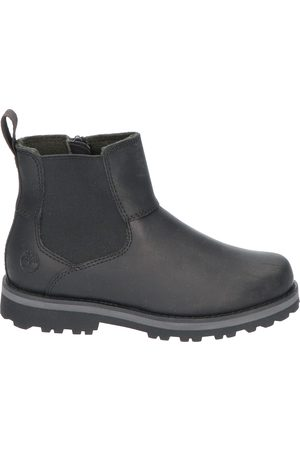 Timberland Courma Kid Chelsea Boot Black Full Grain