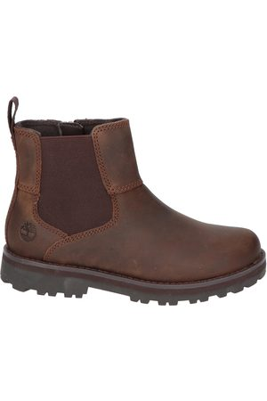 Timberland Courma Kid Chelsea Boot Dark Brown Full Grain