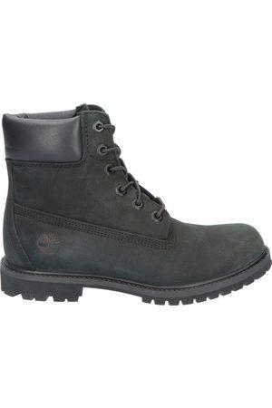 Timberland 6 Inch Premium Boot Black Nubuck