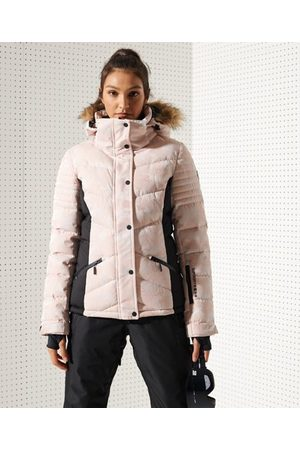 Superdry Sport Snow Luxe pufferjas