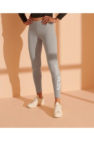 Superdry Dames Leggings & Treggings - Fashion legging met print