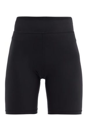 The Upside High-rise Stretch-jersey Cycling Shorts - Womens - Black