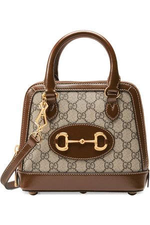 Gucci Dames Handtassen - Horsebit 1955 mini top handle bag