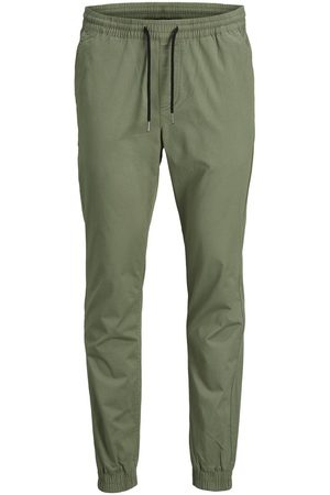 Jack & Jones Heren Joggingbroeken - Gordon Lane Akm Sweatpants Heren Green