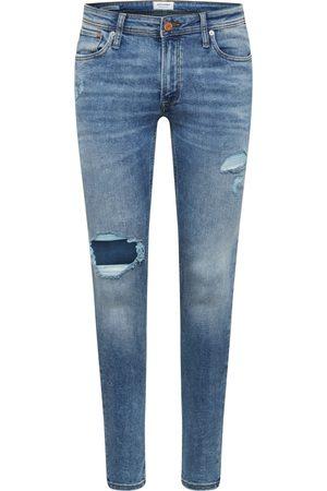 JACK & JONES Heren Jeans - Jeans 'Tom