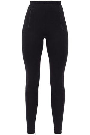 WARDROBE.NYC Dames Leggings & Treggings - Wardrobe. nyc - Release 03 High-rise Slit-cuff Leggings - Womens - Black
