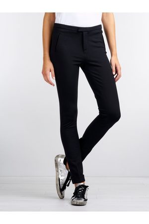 Repeat Cigarette pantalon met omslag