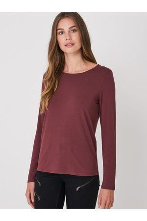 Repeat Basic dames top met lange mouw