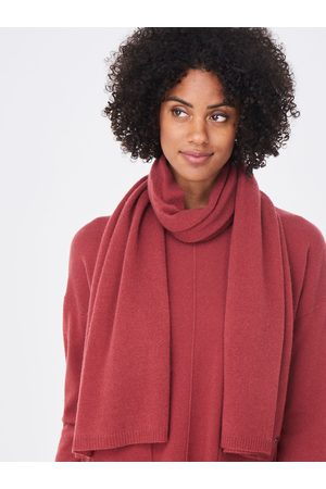 REPEAT Easy Knit Basic cashmere sjaal