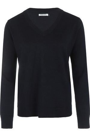 Steppin' Out Dames Pullovers - Dames Cotton cashmere V-hals
