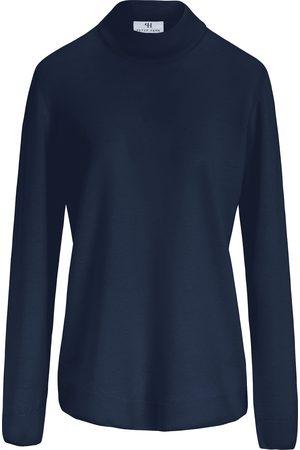 Peter Hahn Dames Pullovers - Trui 'Pullover aus 100% Schurwolle Pure Tasmanian Wool