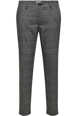 Only & Sons Onsmark Pants Check Gw 0070