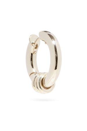 SPINELLI KILCOLLIN Ursa Sterling-silver Single Hoop Earring - Mens - Silver