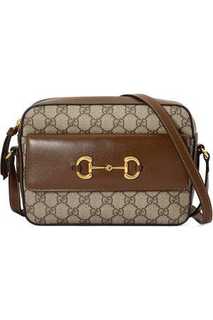 Gucci Dames Schoudertassen - Horsebit 1955 small shoulder bag