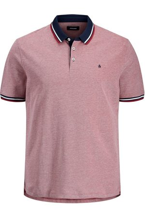 Jack & Jones Heren Poloshirts - Poloshirt Plus Size