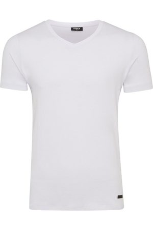 Mexx Heren Shirts - Heren T-shirt met v-hals