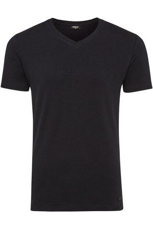 Mexx Donkerblauw heren T-shirt met v-hals