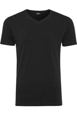 Mexx Heren T-shirt met v-hals