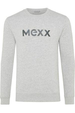 Mexx Grijze Sweater met HD Print Heren