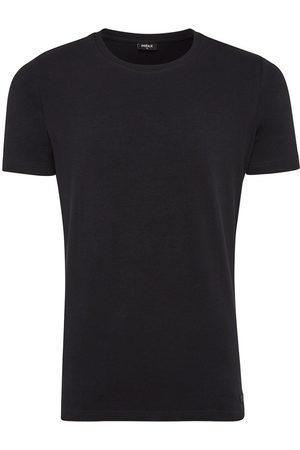 Mexx Donkerblauw heren T-shirt ronde hals