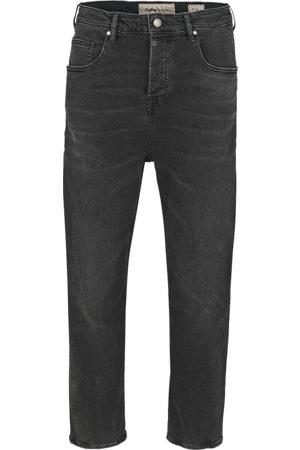 Tigha Heren Jeans - Heren Jeans Toni 9899 stone wash (vintage black)